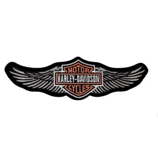 HD Patch Straight Wing MD Bronze