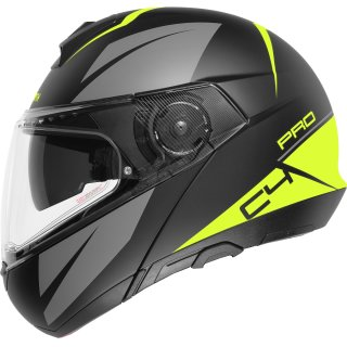 Schuberth C4 Pro Klapphelm Merak Yellow