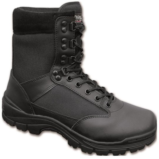 Brandit Tactical Boot 9-Loch schwarz