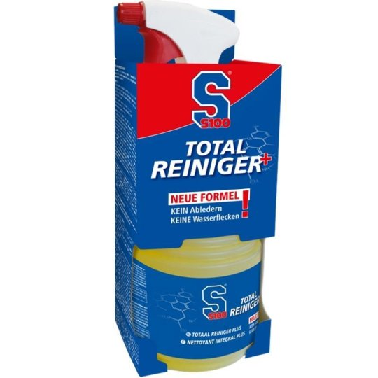 S100 Total Reiniger Plus 750ml