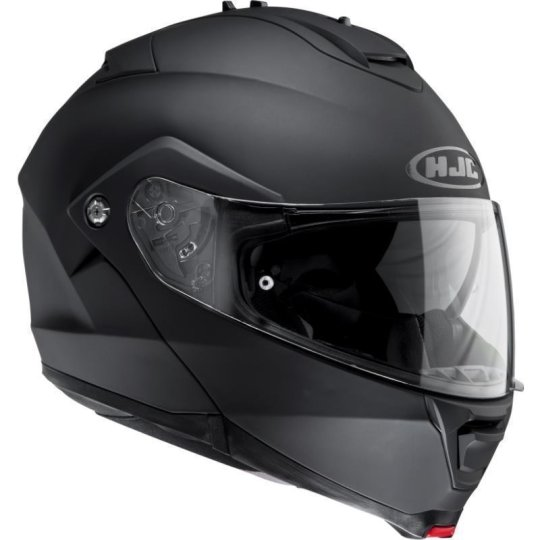 HJC IS-MAX II Matt-Schwarz Klapphelm XS